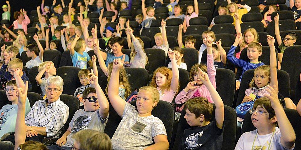 Großer Applaus Für Kurze Filme Hochschule Flensburg