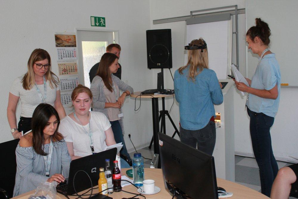 Mit Der Ifk Weltweit Super Gut Ankommen Hochschule Flensburg
