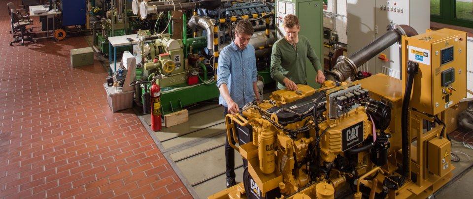 Maschinenbau hochschule flensburg for Master maschinenbau ohne nc